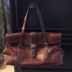 Soft coach bag